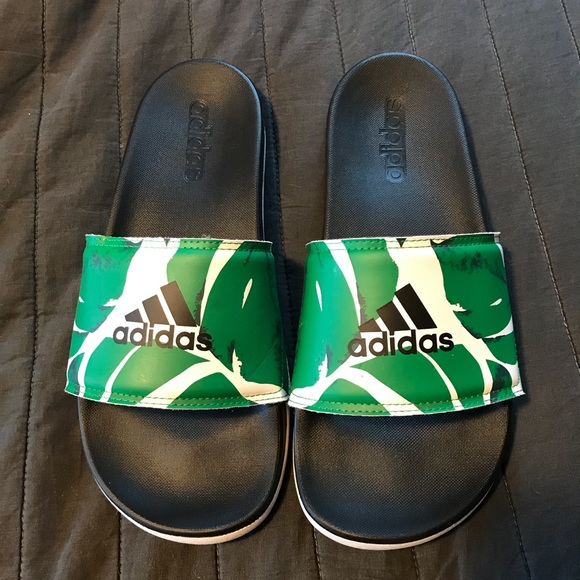 9707463acd5 adidas Shoes - Adidas Adilette cloud sandals pool slides palm 8 9